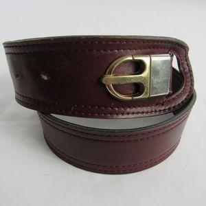 Saks Fifth Avenue Belt Accessory Italian Leather